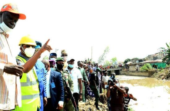 Osun: Oyetola leads battle against flood fury