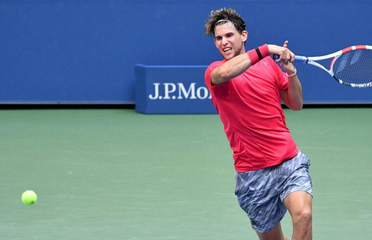 Thiem grinds through two tie-breaks to reach U.S. Open final