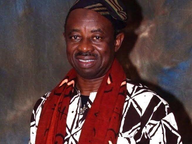Exit of Oga Jimoh Aliu (Mr. Drama), By Tunde Kelani
