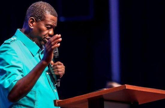 RCCG declares fasting, prayer for Nigeria