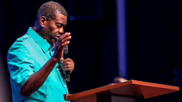 Every sponsor of terrorism in Nigeria will not see new year -Adeboye