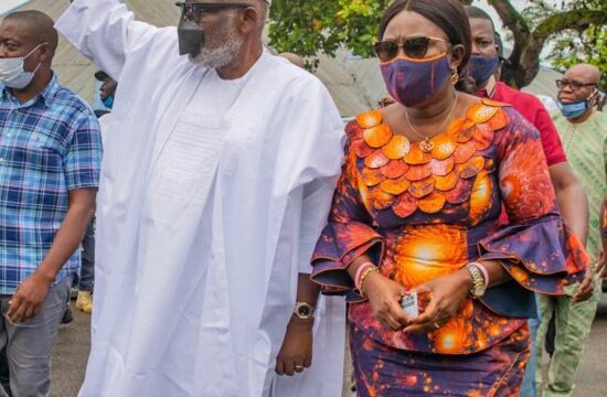 BREAKING: Akeredolu is winner of Ondo governorship election -INEC