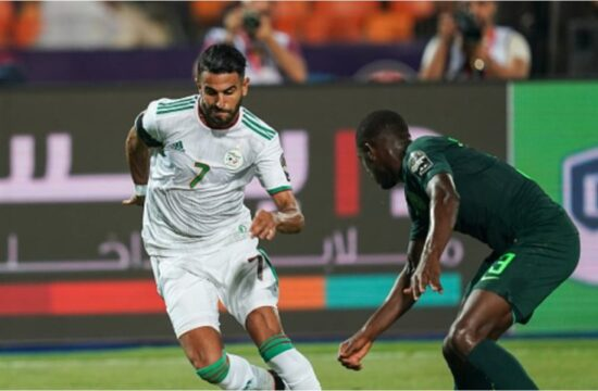 Fans react to Super Eagles 0-1 performance against Algeria