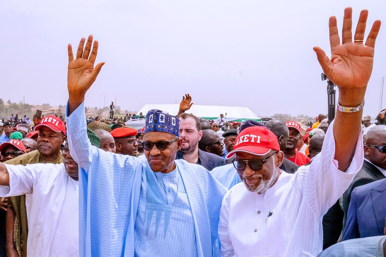 Ondo guber: Buhari speaks on preparation, campaigns for Akeredolu