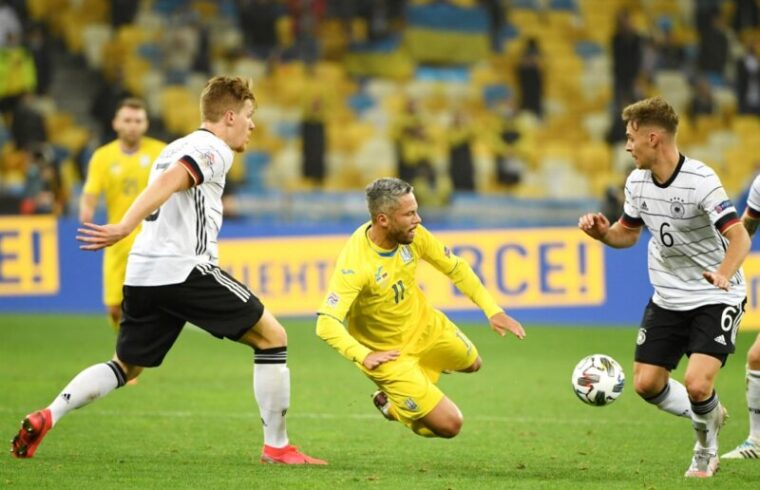 Germany beat Ukraine 2-1 for first win in four games