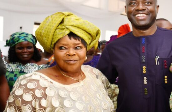 Oke Ogun group condoles Makinde over death of mother