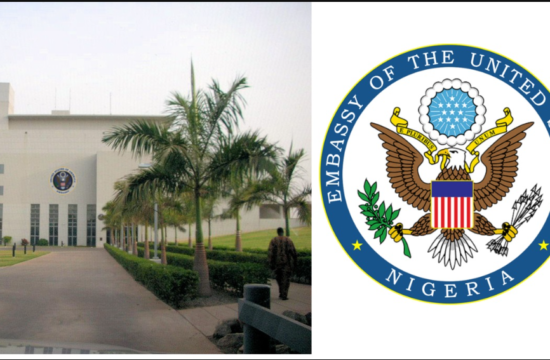 #EndSARS: US shuts embassy in Lagos, warns its citizens