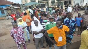 Ondo guber: Voters troop out in large numbers, observe COVID-19 protocols
