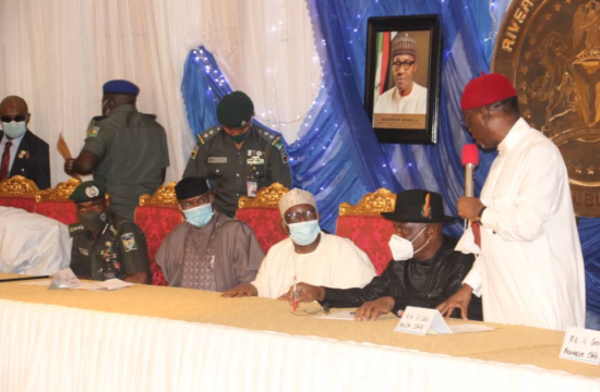 EndSARS: South South governors, others demand true federalism
