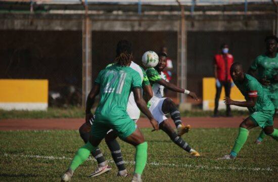 AFCON Qualifier: Super Eagles, Leone Stars end it goalless in Freetown