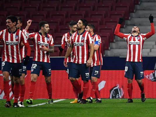 Atletico Madrid extend La Liga lead with win over Sevilla