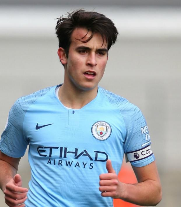 Manchester City's Garcia tests positive for COVID-19