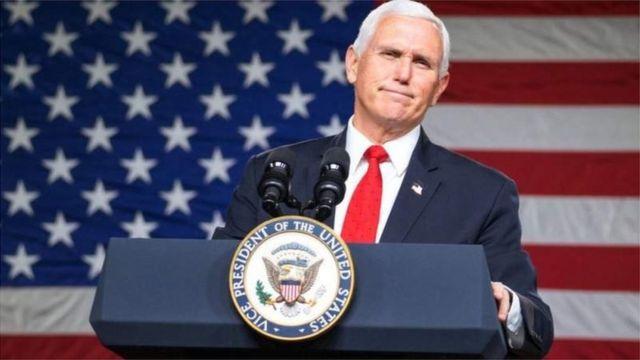 Pence says will not invoke 25th amendment to remove Trump