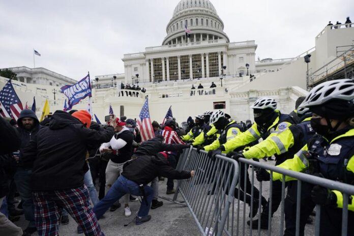 Second U.S. congresswoman is positive for COVID-19 after Capitol unrest